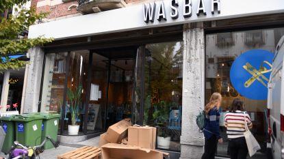 WASBAR opent deuren in Tiensestraat