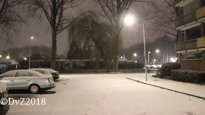 De Molecatenlaan in Arnhem