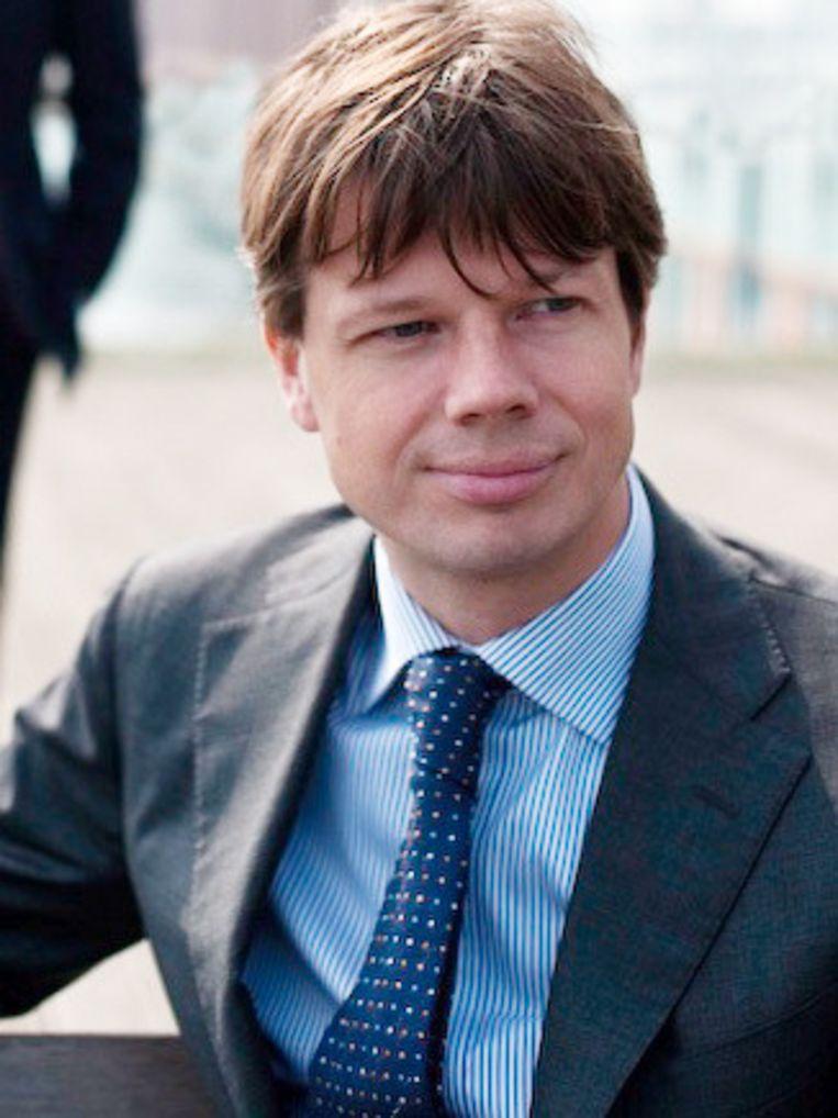 Willem Jebbink is advocaat bij Jebbink Soeteman advocaten in Amsterdam. Beeld .