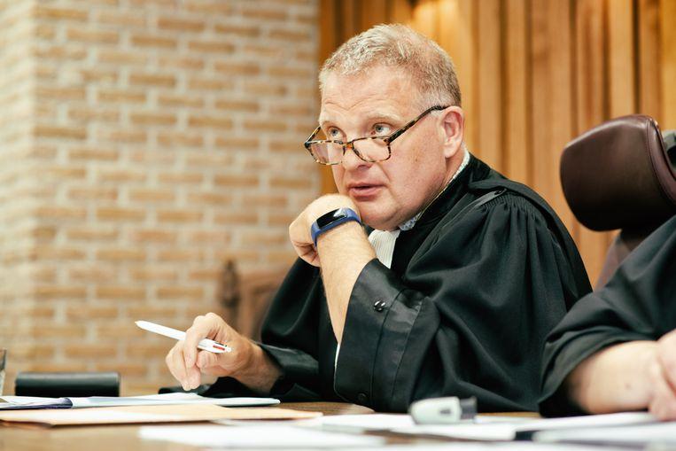 Geert Vandaele, De Rechtbank, politierechtbank Veurne, rechter