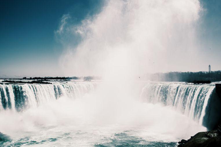 Niagarawatervallen, de VS.