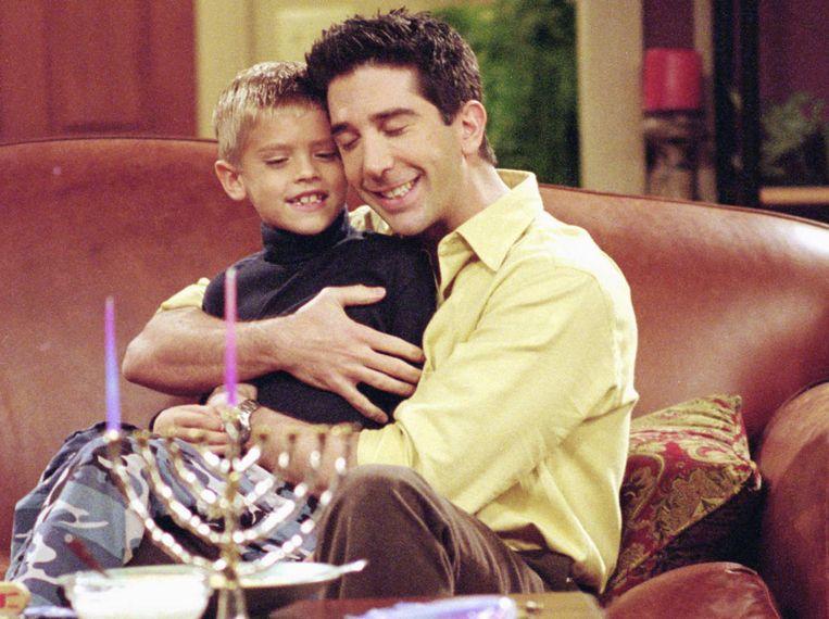 Cole speelde in 'Friends' de rol van Ben Geller, het zoontje van Ross.