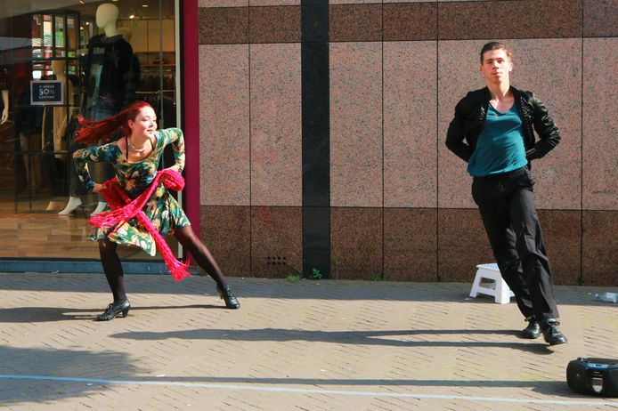 Dansen op 1,5 meter afstand. Roosendaal Danst! gaat het proberen.