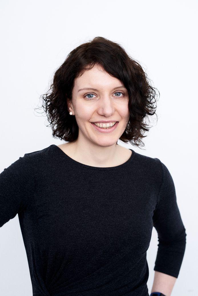 Karolien Koolhof.