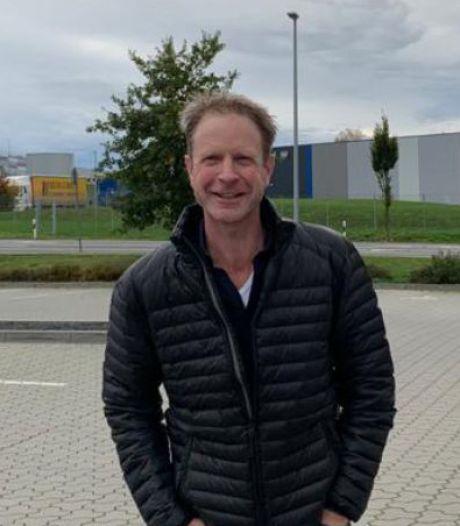 Roland zit in Denemarken, zijn dochters in Angeren. 'Het is lastig elkaar te zien'