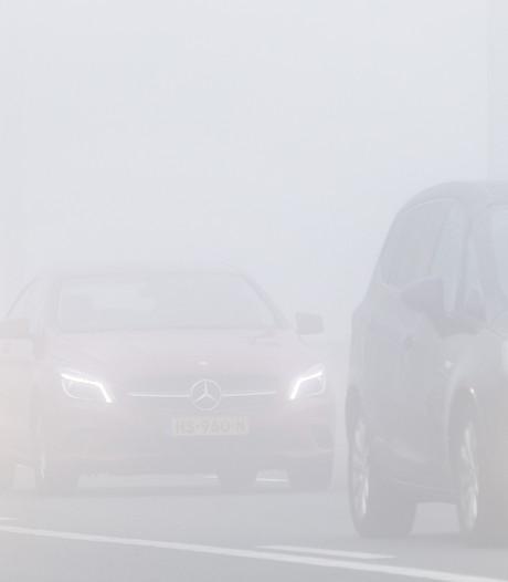 Verkeer moet oppassen voor (dichte) mist