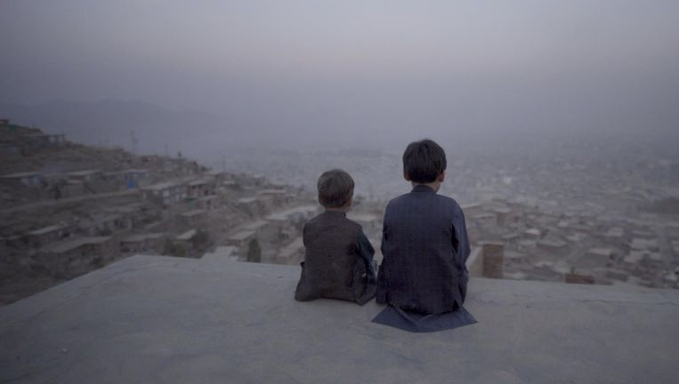 Kabul, City in the Wind Beeld -