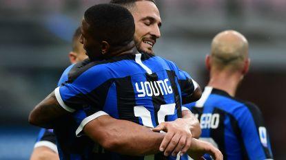 Inter, met Lukaku als invaller, maakt brandhout van Brescia: 6-0!