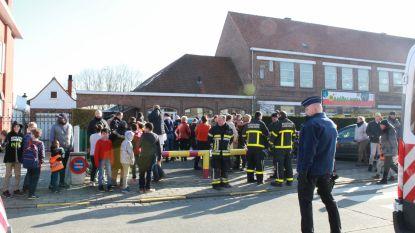 250 leerlingen in Harelbeke geëvacueerd na gasgeur in klas