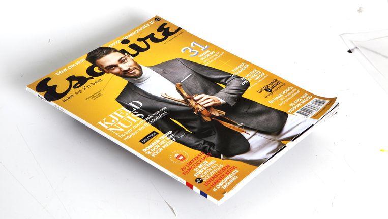 Het blad Esquire weet wat mannen willen, of zou moeten willen. Beeld