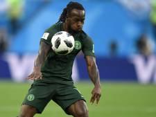 Nigeriaan Moses (27) stopt als international