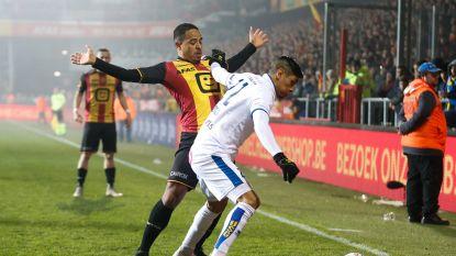 KV Mechelen en tienkoppig Union komen in heenmatch halve finale Croky Cup niet tot scoren, alles nog open voor return