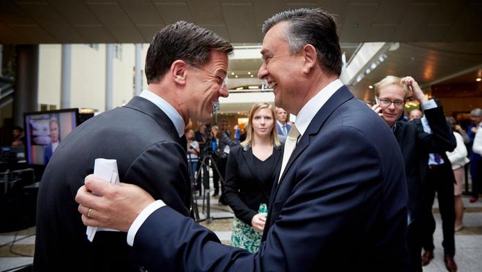 Roemer sluit samenwerking met de VVD nu uit