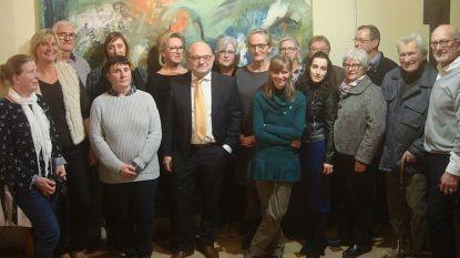 Meerse Schilderschool Open Kring steunt Welzijnsschakels Ommekeer