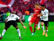 De Guzman en Willems verrassen Bayern in bekerfinale