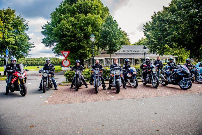 Dagje mee met motorklub Den Haag.