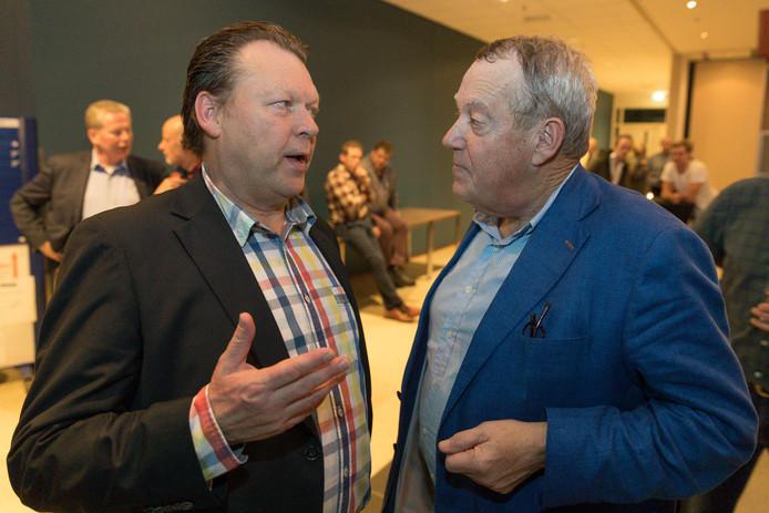 Gesprekken over een mogelijke coalitie in Meierijstad kwamen in de nacht na de verkiezingen in 2016 al meteen op gang, ook tussen de grote winnaar Eus Witlox links van Team Meierijstad en Harry van Rooijen van de VVD. Nu zijn nieuwe coalitiegesprekken nodig omdat Team Meierijstad is gespleten in twee groepen.