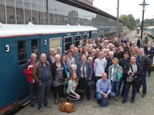 De Blauwe Engel na Twents avontuur terug naar Het Spoorwegmuseum