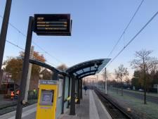 Tramverkeer Utrecht, Nieuwegein en IJsselstein weer op gang na stremming door  rijp op bovenleiding