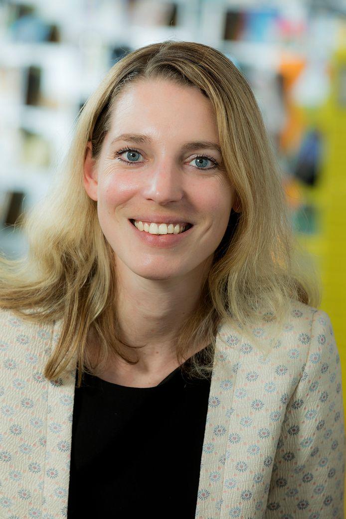 VVD-raadslid Florien Scager.