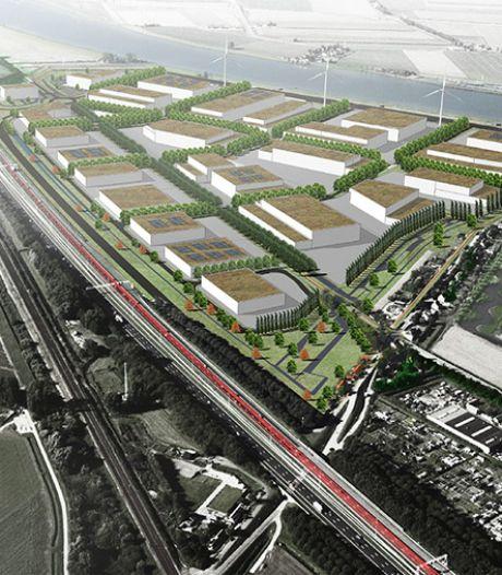 DHL bouwt sorteercentrum op Distripark in Dordrecht
