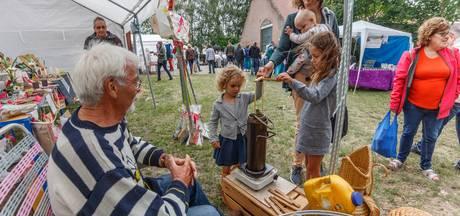 Grote drukte op Ruigenhilfair in Oudemolense polder blijft uit