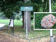Giftige gehaktballen in het park, politie Almelo waarschuwt 'mens en dier'