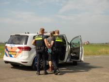 Lastige automobilist aangehouden in Bunschoten Spakenburg: man had vermoedelijk gedronken