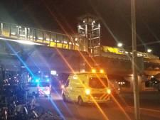 Uren geen treinen Arnhem - Nijmegen door aanrijding op spoor