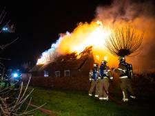 Afgebrande woning in Oldebroek was net verbouwd: 'Zoiets gun je niemand'