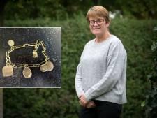 Met haar armband verloor Marianne haar kindjes: 'Ik hoop echt dat iemand hem vindt'