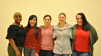 Pittemse dames met buitenlandse roots komen vertellen over integratie