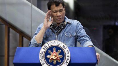 """Filipijnse president Duterte heeft nood aan """"psychiatrisch onderzoek"""", volgens VN"""