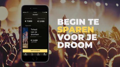BNP Paribas Fortis lanceert droom-app DIDID