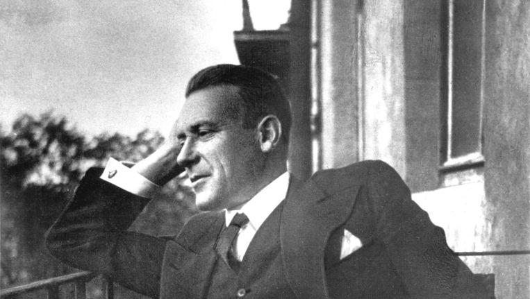 schrijver Michail Boelgakov. Beeld