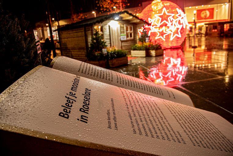 Het boek van de kerstman.