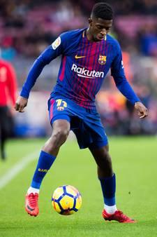 Wéér blessure Ousmane Dembélé