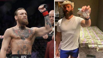 Gegokt en (flink) verloren: 'Koning van Instagram' verliest smak geld na straffe comeback van McGregor