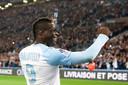 Mario Balotelli haalde ook bij Olympique Marseille weer de gekste trucs uit.