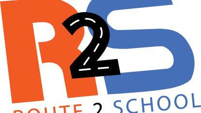 Stad lanceert Route2School voor veilige schoolroutes