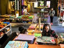 Vlisco Helmond: bekender in Benin dan in Andijk