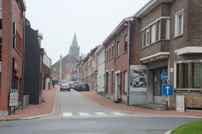Bij het inrijden van de Nieuwstraat stond geen verbodsbord +3,5 ton.