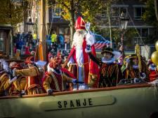 Zonnig weer tijdens intocht Sinterklaas, maar wel koud
