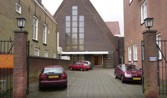De Turfmarktkerk in Gouda is gered van de sloop.