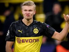 Haaland rejoint Lewandowski sur le trône des buteurs