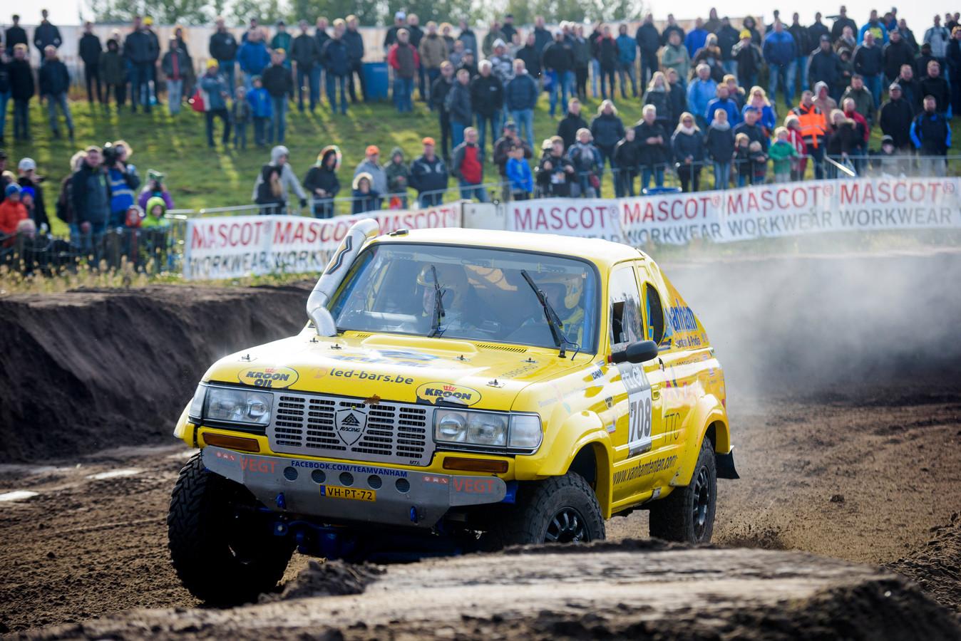 De Dakar Pre-proloog van 2018 was mogelijk de laatste in deze vorm op het Eurocircuit in Valkenswaard.