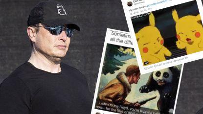 Memes en woordgrapjes: achter de vreemde tweets van Elon Musk gaat een businessplan schuil