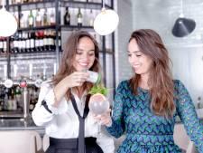 Tweelingzussen Joyce en Raissa (29) breken door in Amerika met hun dranken