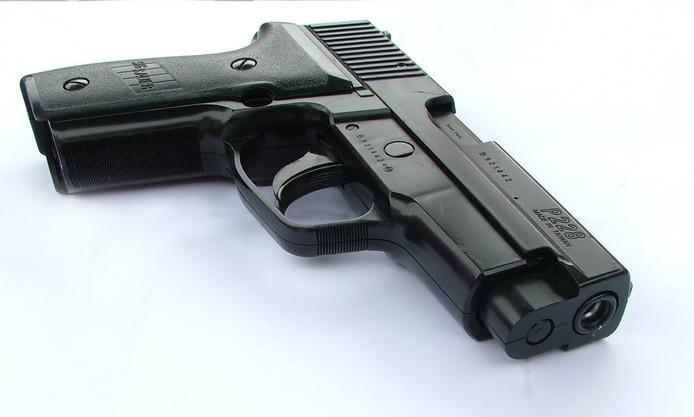 Een vuurwapen