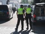 Politie doorzoekt woonwagenkamp in Maarheeze op verboden wapens